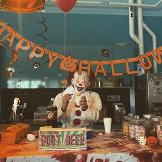 Not to be outdone, our Singapore office doubles down on Halloween! #brayleinosplashsg #splashatplay ...